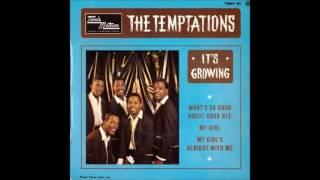 "Jan.7, 1965 recording ""It's Growing"" The Temptations"