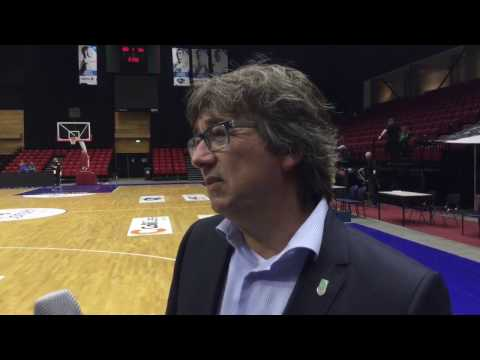 Donar TV met beide coaches, Drago en JD 080417