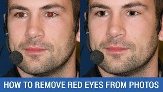 How to Remove Red Eyes from Photos – Easy Tips on Perfecting Your Pictures