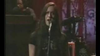 Alanis Morissette - Joining You - Jay Leno 98