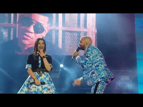 Nadie ha dicho ft Gente de zona - Laura Pausini Guayaquil