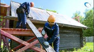 Большие реставрационные работы начались в «Витославлицах»