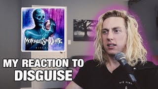 Metal Drummer Reacts: Disguise By Motionless In White