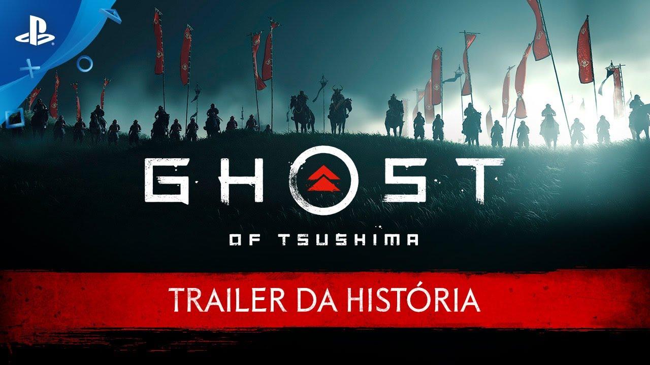 Ghost of Tsushima Chega Dia 26 de Junho 17 de Julho: Edição Especial & Digital Deluxe Detalhadas