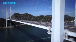 ラジコンマルチコプター空撮DJIS800+Z15長崎AerialShoot
