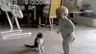 Кошка vs Ребёнок