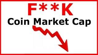 Coin Market Cap Crashes Crypto Market - Removes Korean Exchange Data from Averages
