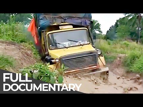 Deadliest Roads   Congo   Free Documentary