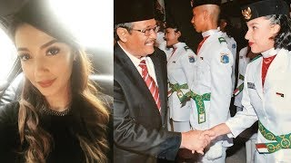 Mantan Istri Atalarik Syah, Tsania Marwa Ungkap Identitas Asli Paskibraka Cantik DKI Jakarta Ini