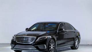 INKAS® Armored Mercedes S65
