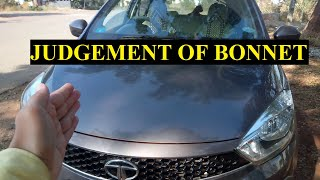 JUDGEMENT OF BONNET  SAFE DRIVE  JUDGMENT IN FRONT SAFE DISTANCE