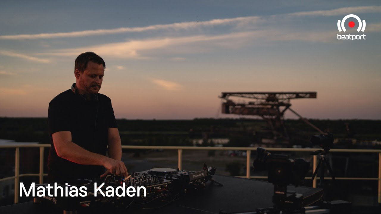 Mathias Kaden - Live @ Ferropolis, Germany 2020