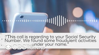 Phone scammers impersonating Social Security Administration