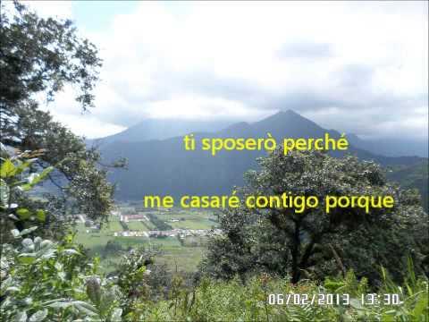 Eros Ramazzotti ti sposeró perché traducida Español