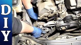 How to Remove and Replace an Alternator - Mercedes C240 C320 E320 CLK320 ML320 V6