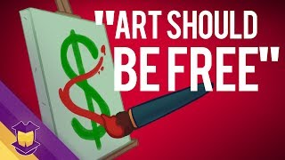 """Art Should Be Free"""