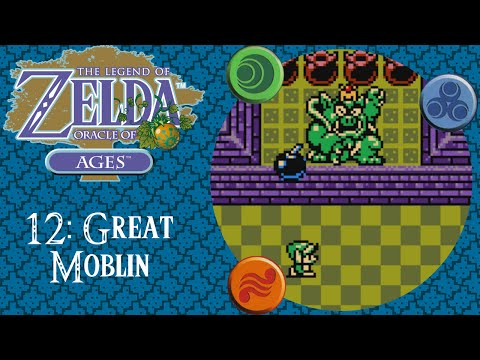 Let's Play Oracle of Ages Linked: Episode 12 - смотреть
