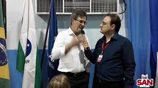 APAE 25 ANOS: Presidente da APAE Alaor Zeniewicz