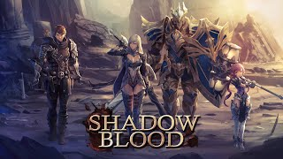 Shadow Blood Gameplay + Review | HD | Android