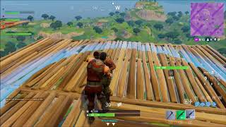 A FortNite Match Ending YOU GOTTA SEE TO BELIEVE