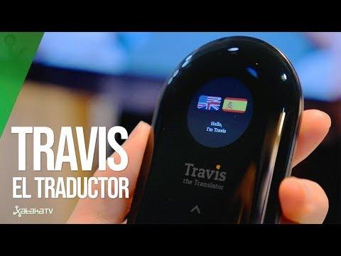 TRAVIS TRANSLATOR, traducción EN TIEMPO REAL hasta 80 IDIOMAS, LO PROBAMOS
