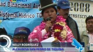 preview picture of video 'Impulsan el desarrollo piscícola en el lago Titicaca'
