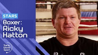 Boxer Ricky Hatton | Depression: The Fight of My Life | Trans World Sport