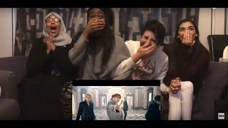 BTS - BLOOD SWEAT & TEARS  (MV REACTION)