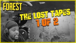 We Found A GUN Part!!  - The Forest Multiplayer Ep.7