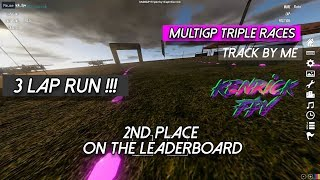 Multigp Triple Races   Track By me (Kenrickfpv)
