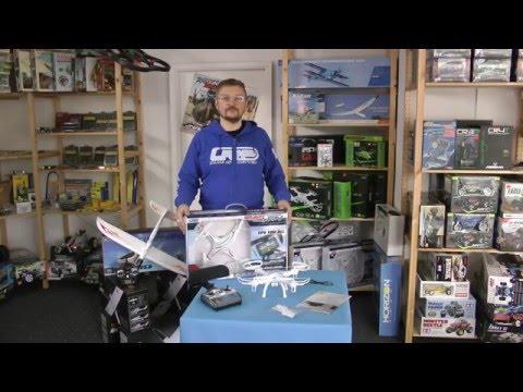 LRP Gravit Vision FPV Drohne / Quadrocopter Produktvorstellung