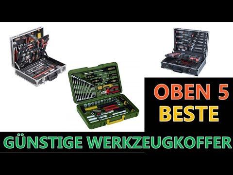 Beste günstige Werkzeugkoffer 2019