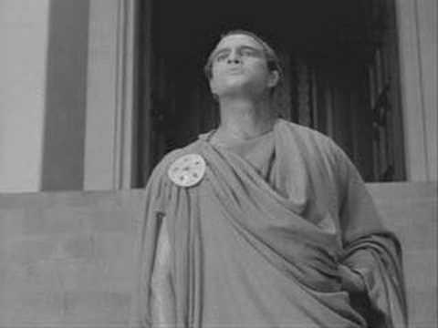 an overview of the mark antonys speech in william shakespeares julius caesar