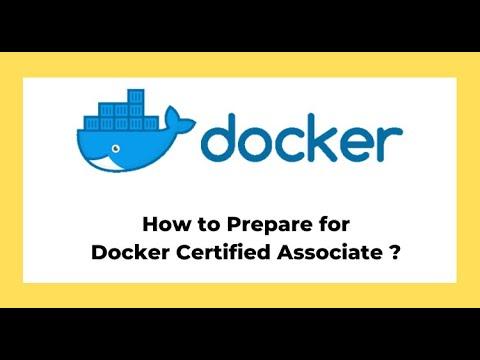 How to pass the Docker Certified Associate Exam ... - YouTube