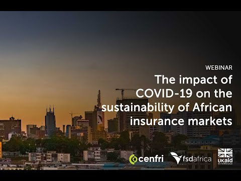 VIDEO: Insurers have unique opportunities through Covid-19