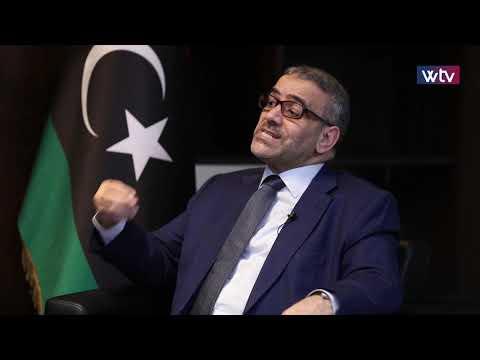 برنامج «فلوسنا»: مقابلة مع خالد المشري (1 من 2)