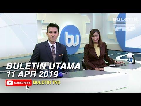 Buletin Utama (2019)   Khamis, 11 April