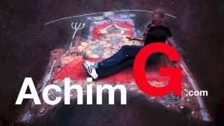 Achim G live in concert with ÜNLÜ - KAFAM (Achim G - singing drummer drumming singer)