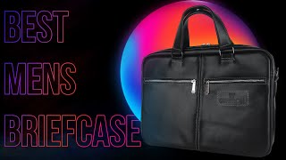 MENS BRIEFCASE  | LEATHER BRIEFCASE | LEATHER BRIEFCASE REVIEW
