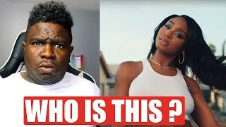 WHO IS THIS ?   Normani   Motivation (Official Video) REACTION