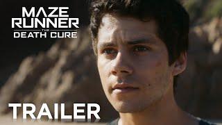 טריילר רשמי חדש - הרץ במבוך: תרופת המוות   Maze Runner: The Death Cure