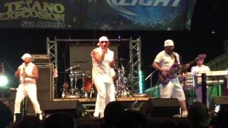 "Kumbia Kings All Starz ""Fuiste Mala"" - Tejano Explosion San Antonio 4/21/15"