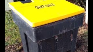 Holmer and Shelwick Salt Bins Update