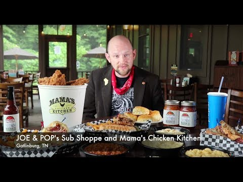 J.O.E. & POP's Sub Shoppe and Mama's Chicken Kitchen Adventures