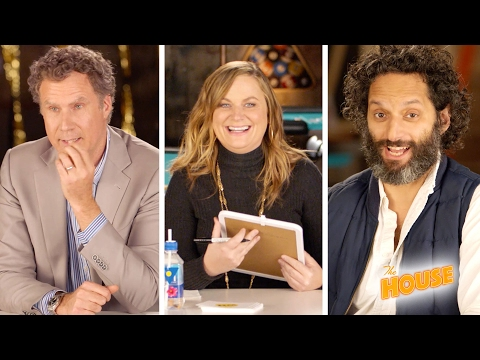 Are You Smarter Than Will Ferrell And Amy Poehler? // Presented By BuzzFeed & The House