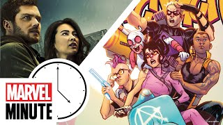 Marvel's Spider-Man! West Coast Avengers! Marvel's Iron Fist! | Marvel Minute