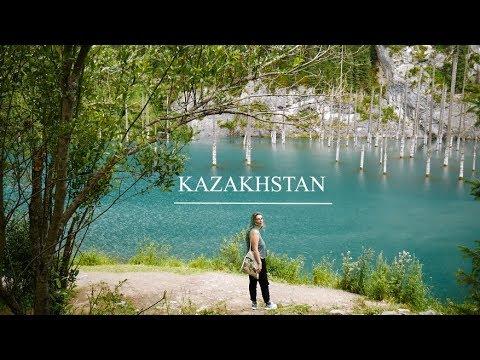 TRAVEL VLOG : KAZAKHSTAN