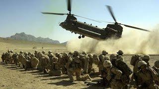 Секунды до катастрофы: Крушение вертолёта «Чинук»