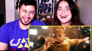 AVANE SRIMANNARAYANA (Kannada) Hands UP | Rakshit Shetty | Music Video Reaction | Jaby Koay