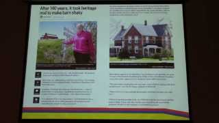 preview picture of video 'Vacant, Derelict Heritage Properties - City of Ottawa Initiative'